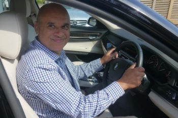 Tony Greenidge, IAM RoadSmart's business development director