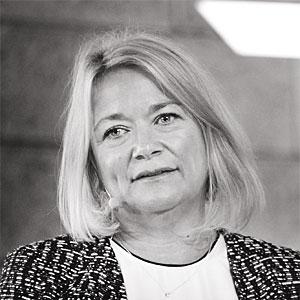 Caroline Sandall, Deputy Chairman, ACFO