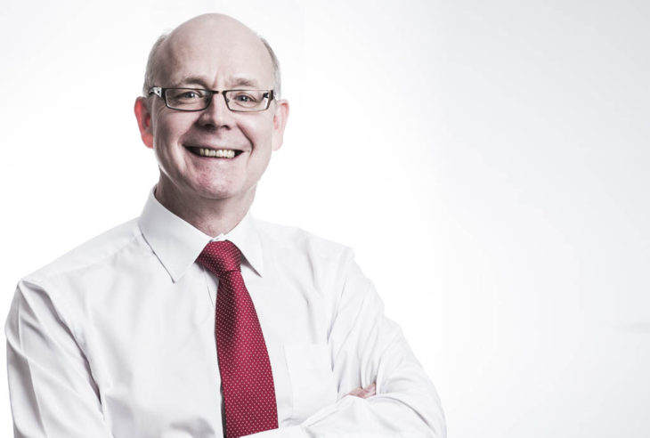 Terry Hiles, general manager, DAVIS   Licence Check