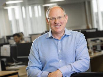 Colin Paterson, head of marketing, DriveTech UK