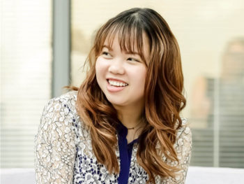 Sophie Tran, corporate eye care marketing manager, Vision Express