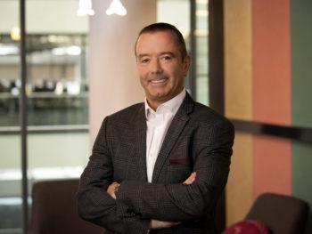 Derek Bryan, vice president of sales, Verizon Connect