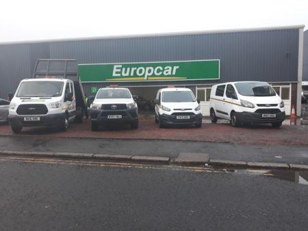 Scotland Vans_Europcar