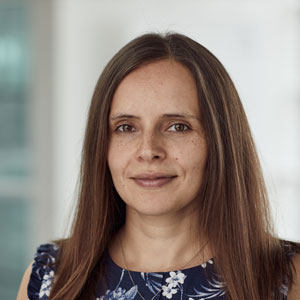 Helen Lees, head of electric vehicles & connected services, Groupe PSA
