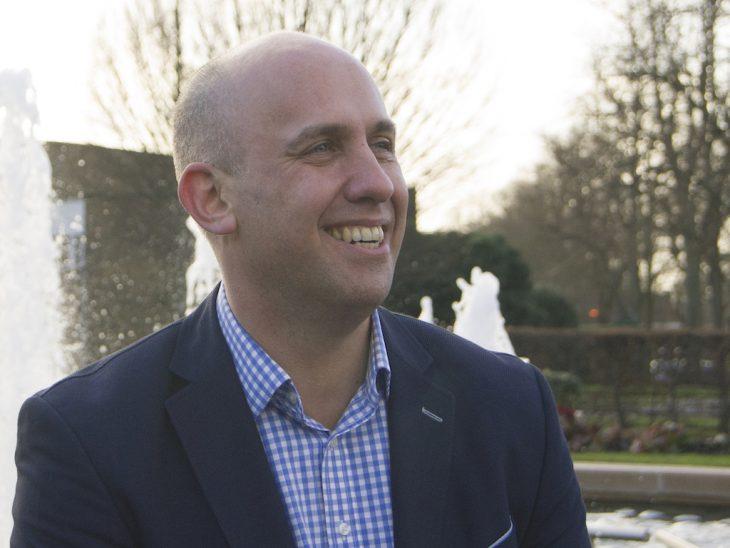Nick Caesari, CEO of Fleet Source