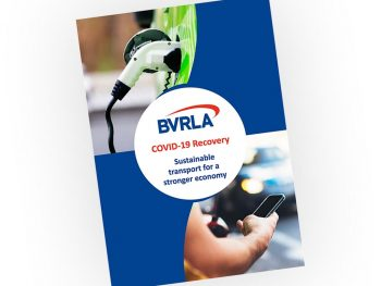 The BVRLA's COVID-19 Recovery plan include suggestions to implement 0% BiK for BEVs in 2021-22, introduce a scrappage scheme and eliminate first year VED on cars and vans until April 2021