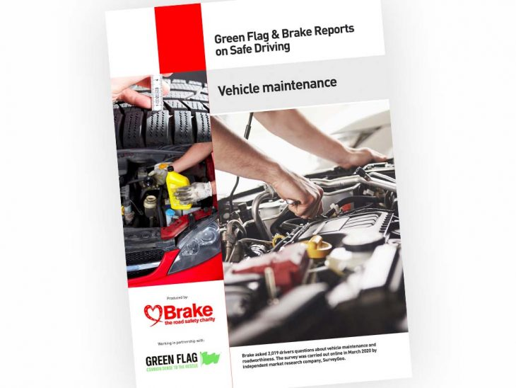 The report suggests that vehicles are being checking for safety just once a year or less