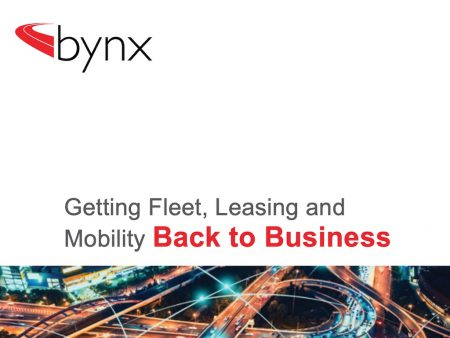 Bynx Back to Business Guide GBFE