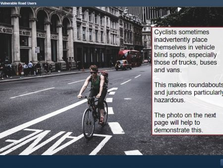 Vulnerable Road Users 2