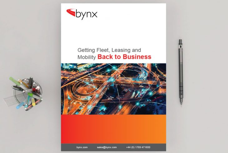 bynx Getting Fleet, Leasing and Mobility Back to Business