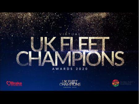 UK Fleet Champions Awards 2020