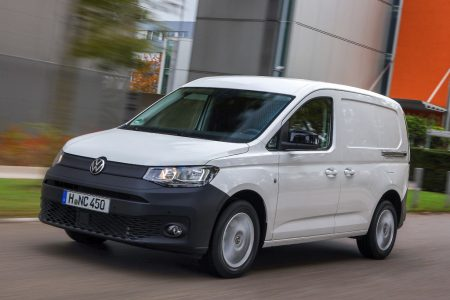 Compact High Cube Van of the Year: VW Caddy Cargo 5