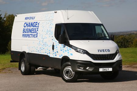 Light Truck of the year - Iveco Daily