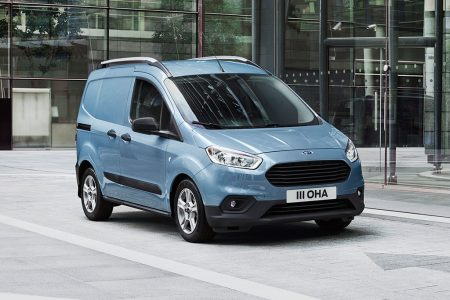 Small Van of the Year: Ford Transit Courier