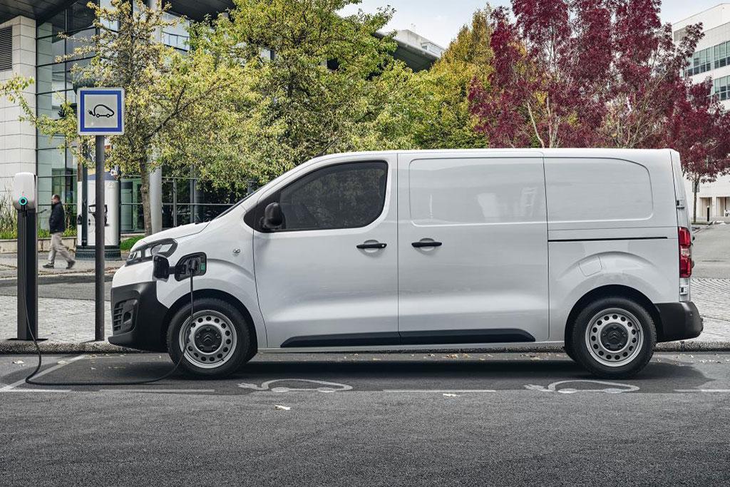 Citroën ë-Dispatch